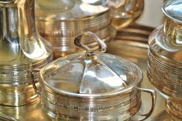 Antique Buyers, Sell Collectables, Silver